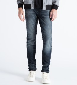 Nudie Jeans Washed Indigo Marcus Replica Thin Finn Jeans Picture