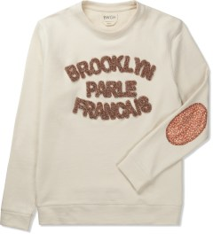 BWGH Beige/Brown Brooklyn Parle FR2 Sweater Picutre