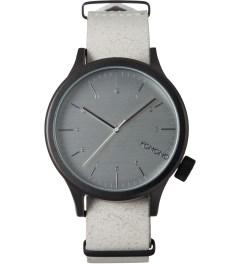 KOMONO Vintage White Magnus Watch Picutre