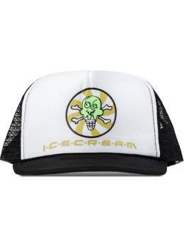 ICECREAM Black SS Logo Cap Picture