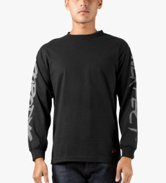 CLSC Black Oops L/S T-Shirt Model Picture