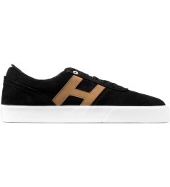 HUF Black/Tan Choice Low-Top Shoes Picture