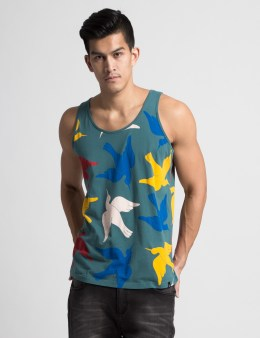 Rockwell by Parra Bodega Bay Tank Top Picture