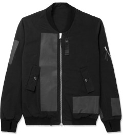 11 By Boris Bidjan Saberi Black/Black J-3 Jacket Picutre