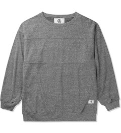 U.S. Alteration Grey AS14 Long Sleeve Patterned Sweater Picutre