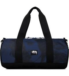 Stussy Blue Stussy x Herschel Supply Co. World Tour Small Duffle Bag Picutre