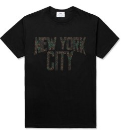 Medicom Toy Black New York City T-Shirt Picture