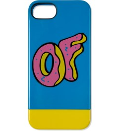Odd Future Yellow OF Donut iPhone Case Picture