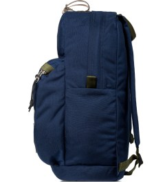 Epperson Mountaineering Midnight Blue Daypack w/ Leather Patch Model Picutre