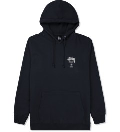 Stussy Navy World Tour Hoodie Picture