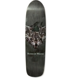 Raised by Wolves Stained Black Wolfpack Cruiser Model Picutre