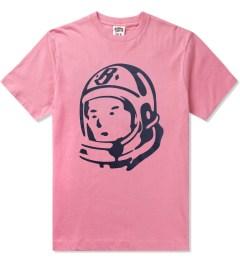 Billionaire Boys Club Bubblegum Pink/Peacoat S/S Helmet T-Shirt Picture