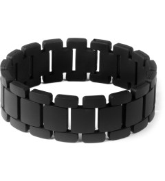 Lust Limited Black Oyster Link Bracelet Picture