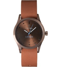 TRIWA Bronze Lansen Watch Picture