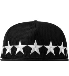 Stampd Black/White Liberty Mesh Hat Picutre