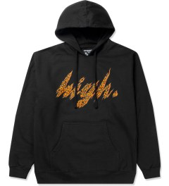 Odd Future Black High Animal Style Pullover Hoodie Picutre