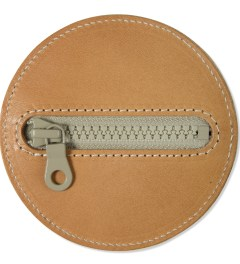 Buddy Tan/Grey Zip Flying Disc 100mm Case Model Picture
