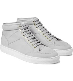 ETQ Microchip High Top Sneakers Model Picutre