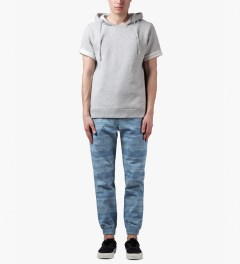 Staple Indigo Kalahari Cuff Pants Model Picutre