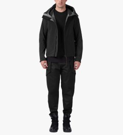 ACRONYM® Black J43-GT Jacket Model Picture