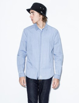 Surface to Air Light Blue Classic V4 Shirt Picture