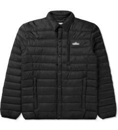 Penfield Black Naklin LW Packable Tech Down Shirt Picture