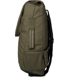 BLC Khaki/Black Blazing Life Backpack Model Picture
