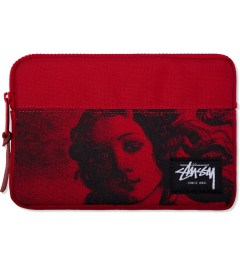 Stussy Red World Tour iPad Mini Sleeve Case Picutre