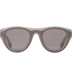 MYKITA Mykita x Maison Martin Margiela MMDUAL003 Grey/Grey Warm Grey Flash Sunglasses Picutre