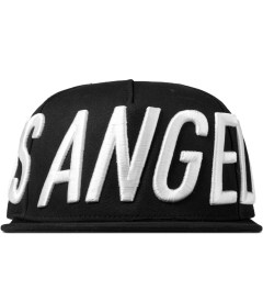Stampd Black Big LA Snapback Cap Picture