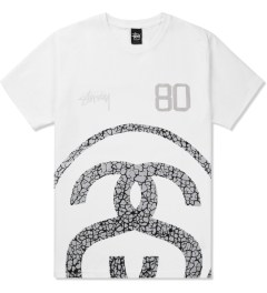 Stussy White Elephant Link T-Shirt Picutre
