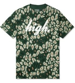 Odd Future Multi High Camo T-Shirt Picture
