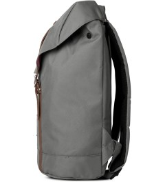 Herschel Supply Co. Grey Retreat Backpack Model Picutre