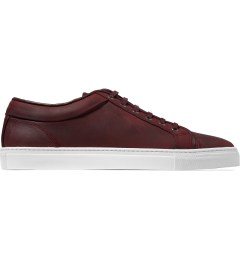 ETQ Maroon Low Top 1 Sneakers Picture