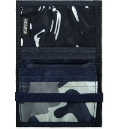 Head Porter Navy Jungle Band Card Case Model Picutre
