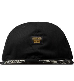 10.Deep Black Local Native Snapback Cap Picutre