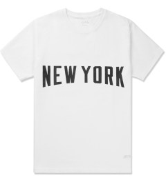 Stampd White New York T-Shirt Picture