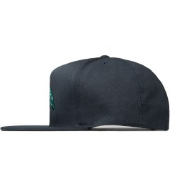 Odd Future Navy Dolphin Donut Cap Model Picture