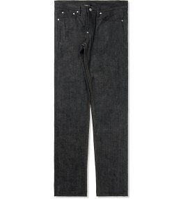 Doublewood Denim Black Narrow 01/Batch 01 Jeans Picture