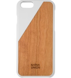 Native Union White Clic Wood Case for iPhone 6 Picture