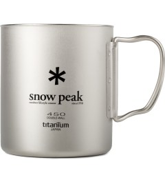 snow peak Titanium 450ml Double Wall Cup Picture