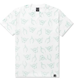Primitive White HLFU T-Shirt Picture