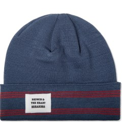 Bedwin & The Heartbreakers Blue Robert Watch Beanie Picture