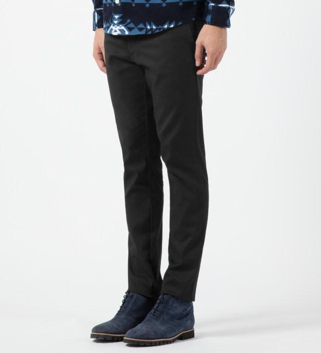 Black Sid Pants