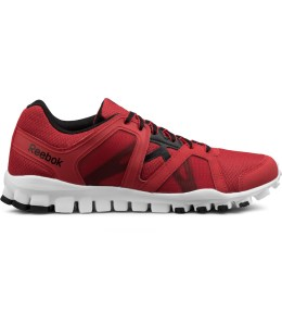Reebok Red Realflex Train RS 2.0 Running Shoes Picture