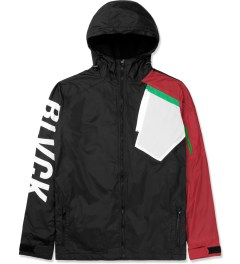 Black Scale Black Overflow Jacket Picture