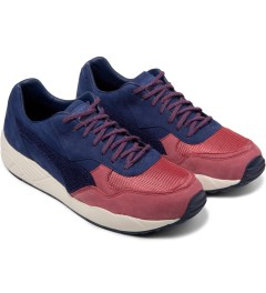 Puma BWGH x PUMA Patriot Blue XS-698 Shoes Model Picture