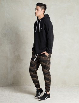 Stussy Black French Terry Hoodie Picture