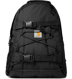 Carhartt WORK IN PROGRESS Black Kickflip Backpack Picutre