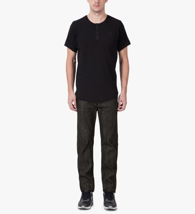 Black New Standard Jeans